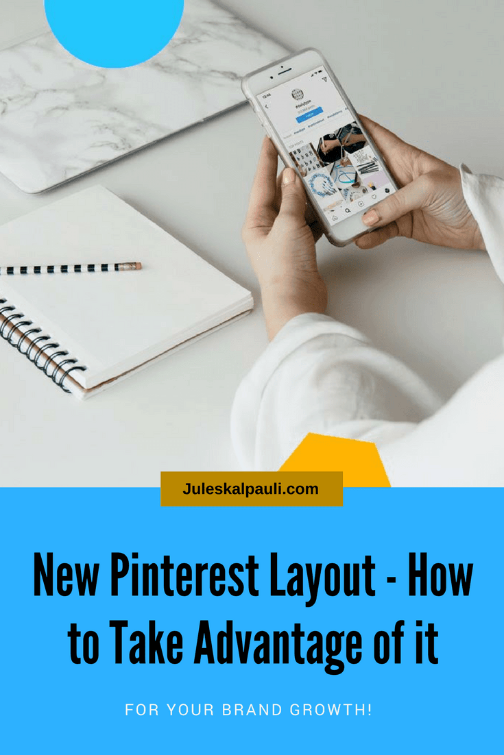 new pinterest layout, pinterest layout 2018, pinterest style layout, pinterest tutorial, pinterest marketing tutorial. In this in-depth guide, we'll share how to take advantage of this change for your Brand growth! ... Save/re-Pin if you love it...