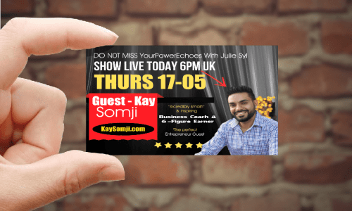 Kay Somji – From Uninspired Corporate to 6-Figure Success!