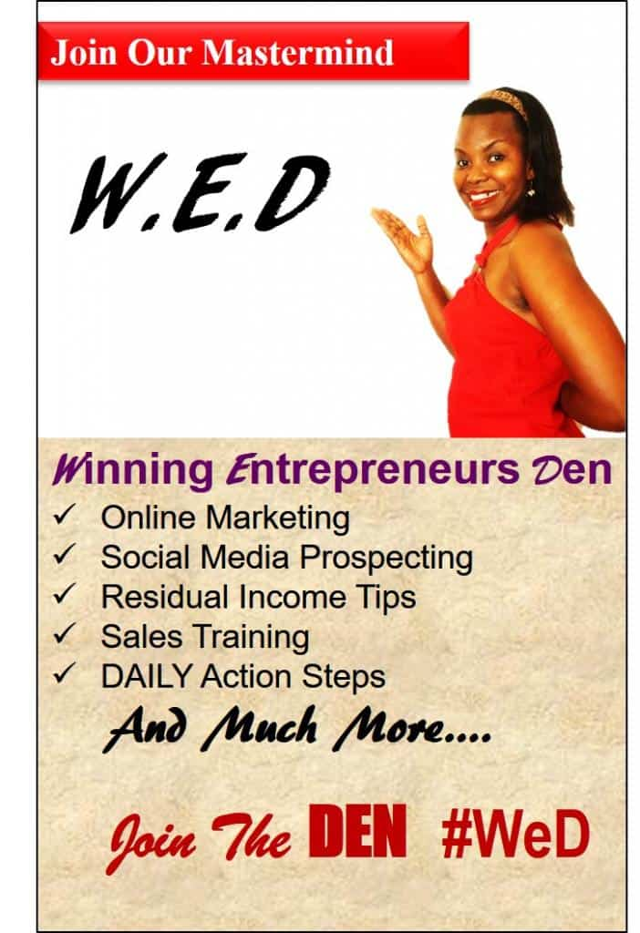 Winning Entrepreneurs Den