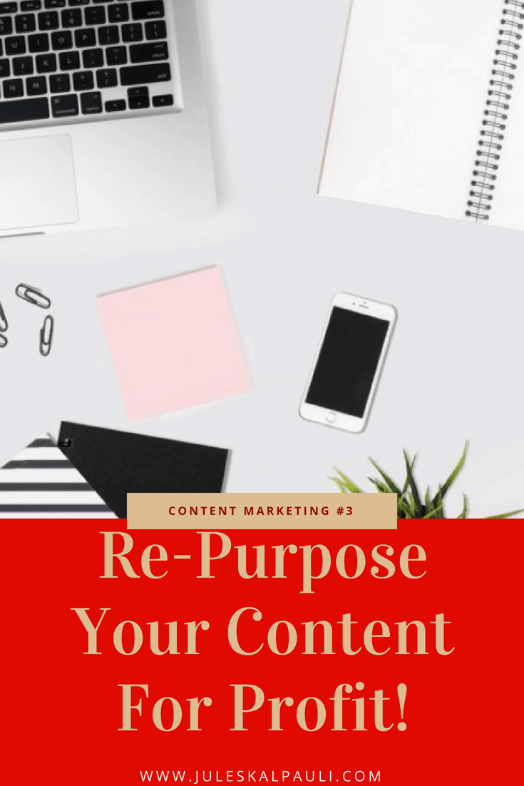 Content Repurposing. How we Expanded our Audience and reduced our Marketing Costs by 40%. You can too with our 3 Proven Steps.
