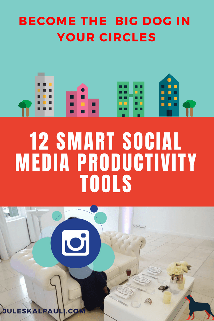 We are sharing with you our exact Social Media Productivity and Time Management Strategy and Tools for FREE. Free Download!
