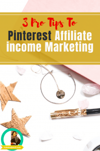 A very Clear And actionable Plan on How to get started making some money with Pinterest affiliate marketing!