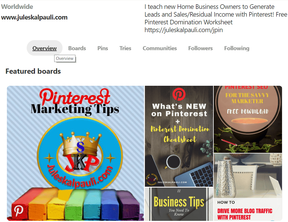 HOW TO WIN ON PINTEREST WITH YOUR BUSINESS And make more Sales!