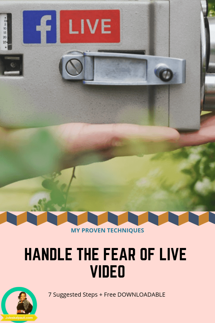Terrified of Doing Live Videos? In today's Free Training I share How I overcame the Fear of doing Facebook Live Videos and Attract a Continuous Flow of 10-20 Leads EVERY DAY from that...