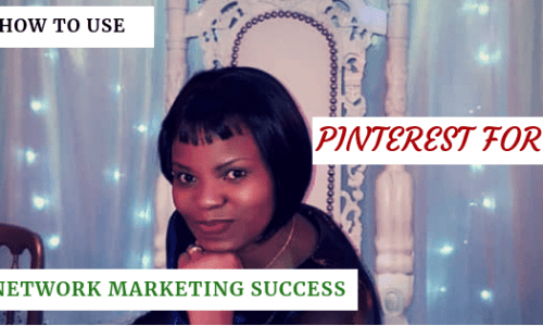 Can you successfully use Pinterest for Network Marketing Success?