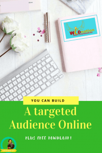 HOW TO BUILD A TARGETED AUDIENCE ON FACEBOOK!
