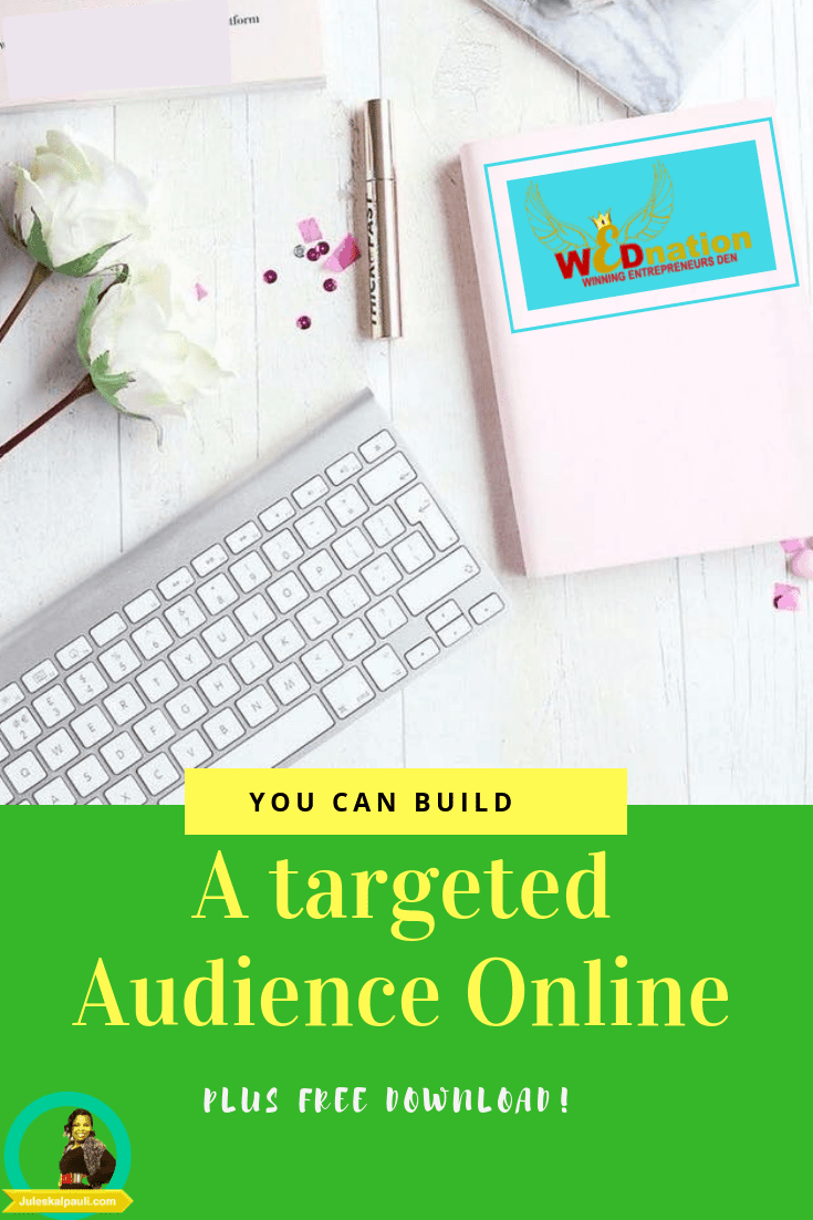 My 10-Point Plan and explanation on how to Build a Targeted Audience on Facebook or any Social media Platform so to speak. You can also create a Custom Audience from Facebook to your website...