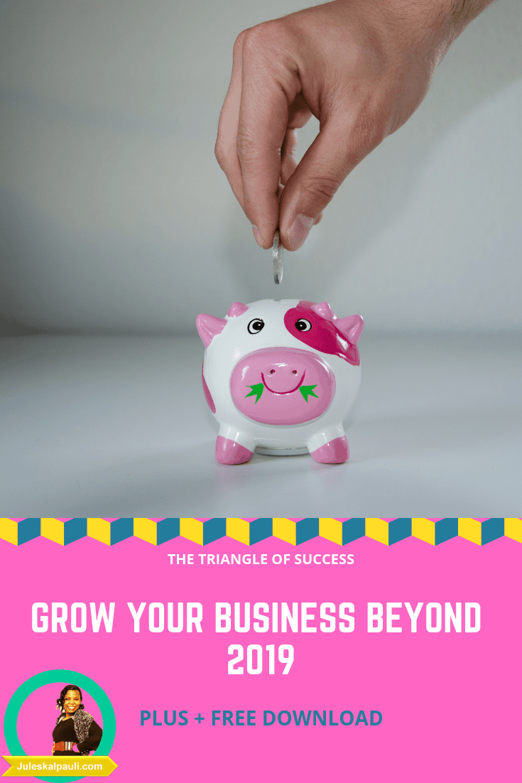 If you are struggling or having a hard time in your business, have you considered that your seed is still underground, growing? Consider this your very pathway to Grow Your Business Online Beyond 2019 on Purpose.