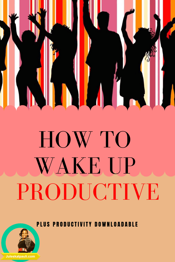 How to Wake Up EARLY and& Be Productive all day long! My Healthy Morning Routine you too can adopt and create a Successful day!