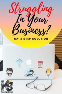 Struggling as an Entrepreneur