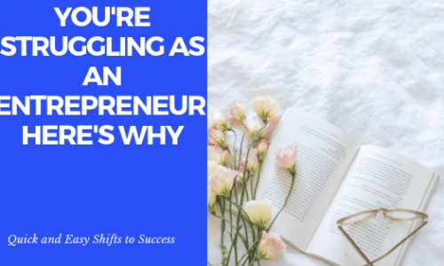 Struggling as an Entrepreneur