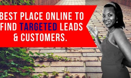 This is The Best Place for Targeted Prospects Online.