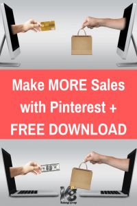 Make Sales with Pinterest fast