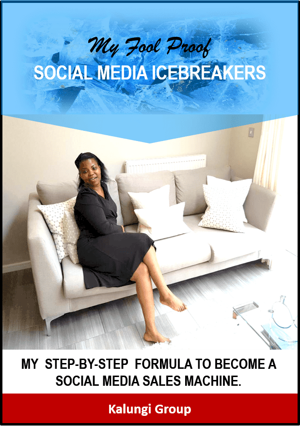 Social Media Ice Breakers