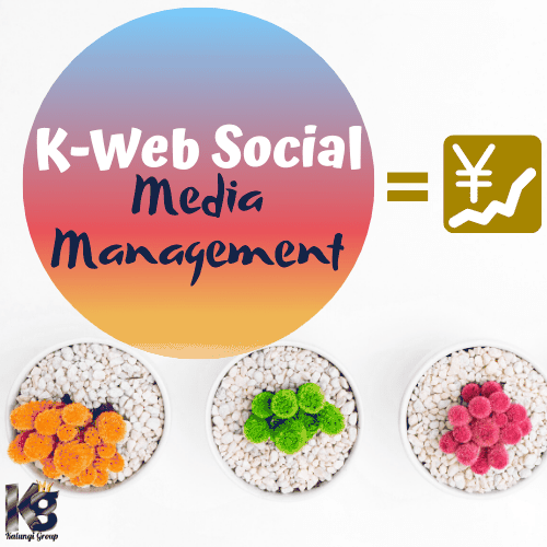 K-Web Social Media Management Services