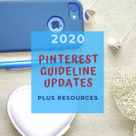 Pinterest guidelines 2020