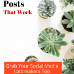Power Posts that attract engagement