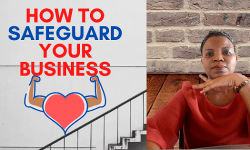 Safeguard Your Business and career