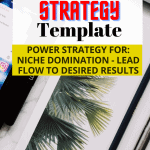 Social Media Strategy Template for Domination and Masterclass