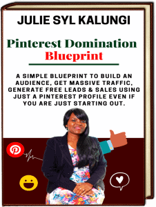 Pinterest Domination Blueprint for marketers